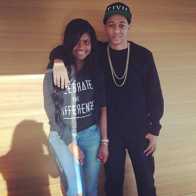 Unsigned, Co-Signed - Still, Bibby is moving independent — no major label deal — and the indus-streets are watching. He's also gotten stamps from bloggers like Karen Civil (pictured above), music execs like Joey I.E. (President of Urban Music at Interscope) and veteran crack music hustlerJeezy.(Photo: Lil Bibby via Instagram)
